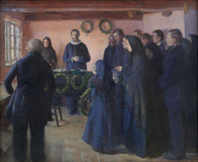 Anna Ancher En Begravelse 696x570 1