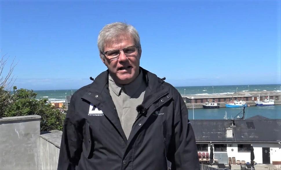 Borgmester Arne Boelt