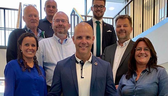 Konservative kandidater til KV21 i Hjørring Kommune.