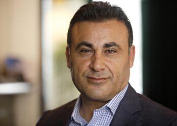 Naser Khader, folketingskandidat for Konservative.