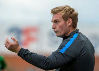 Cheftræner Niclas Hougaard har sikret sig to ligaspillere til Fortuna. Foto: Jess Madsen.