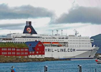Norrona Torshavn Foto KP