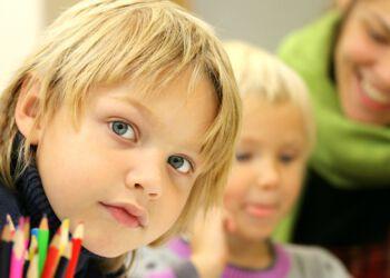 Skoleboern Barn