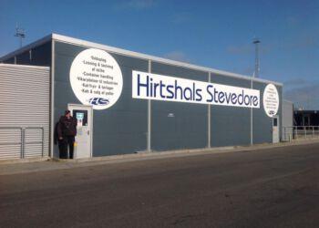 Hirtshals Stevedores nyeste lokaler er overtaget efter Blue Water.