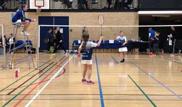 Bjergby Mygdal Badminton 12