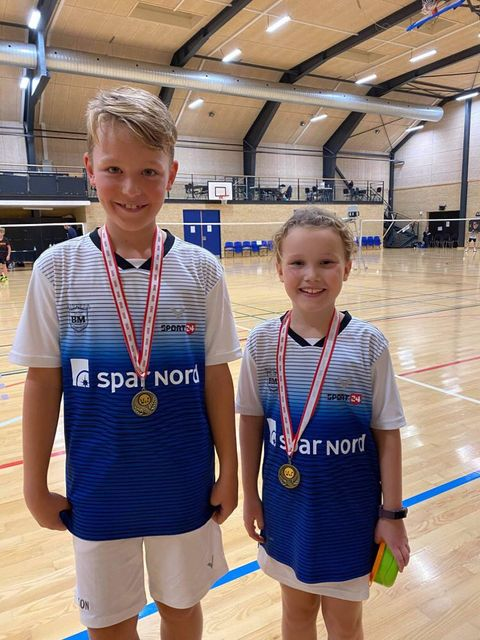 Bjergby Mygdal Badminton 4