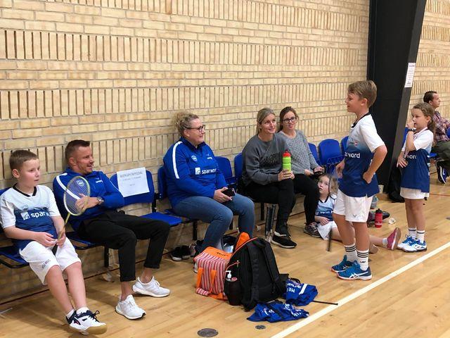 Bjergby Mygdal Badminton 8
