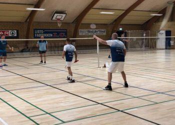 Bjergby Mygdal Badmintonafdeling 3