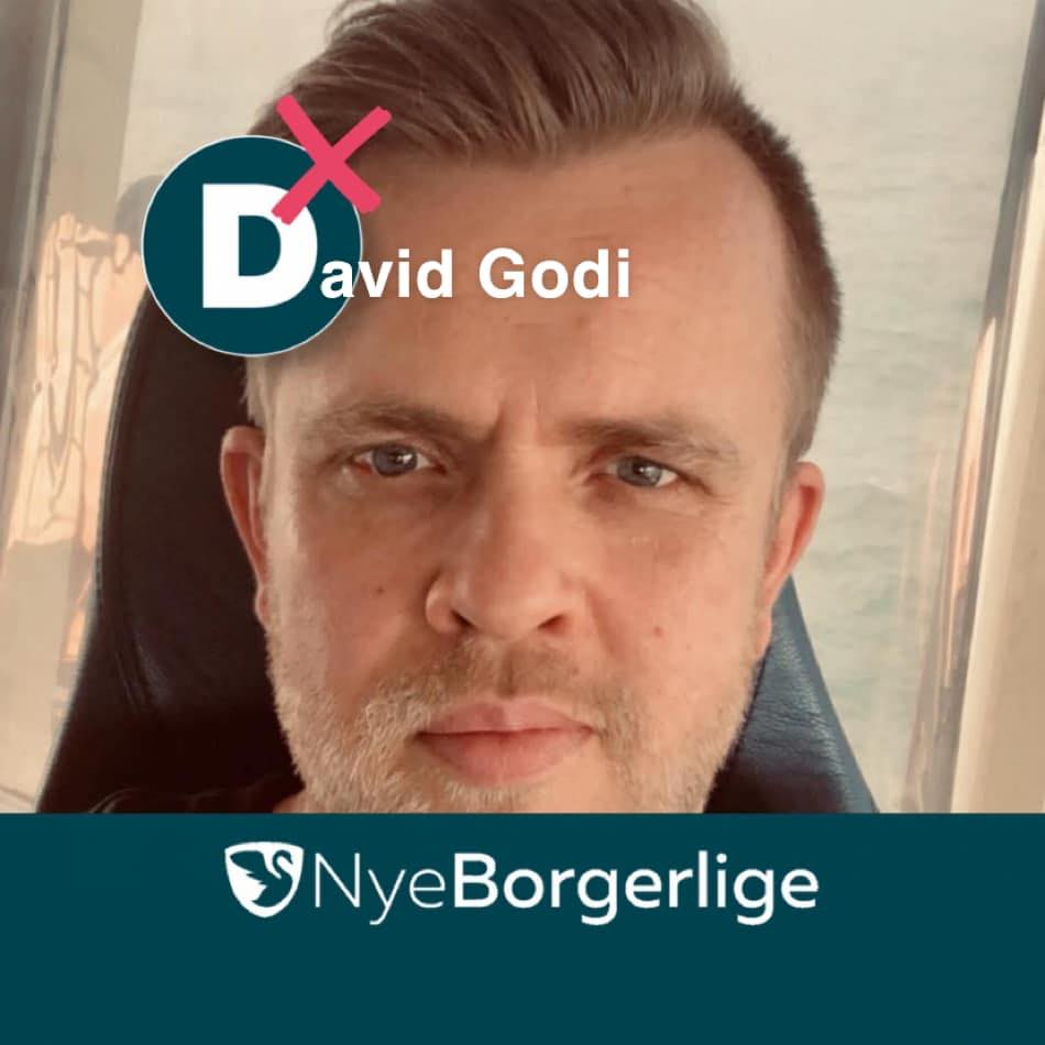 David Godi Nye Borgerlige