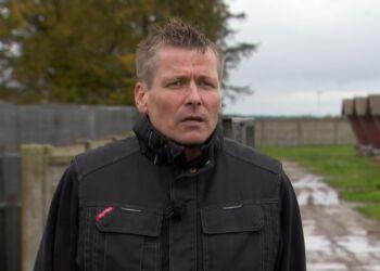 Minkavler Frank Andersen. Foto: TV2 Nord.