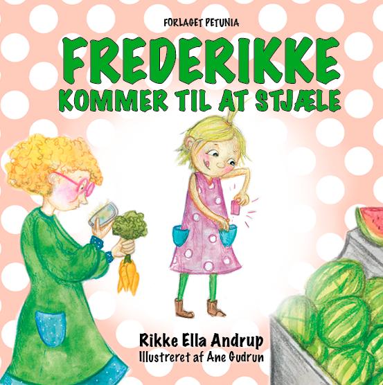 Frederikke kommer til at stjaele Rikke Ella Andrup kopi