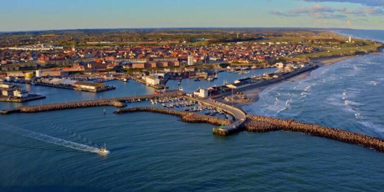 Hirtshals Havn Vesthavnen