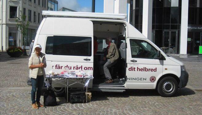 Foto (arkiv): Hjerteforeningen Hjørring.