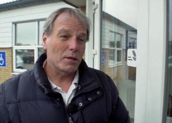 Læge Jesper Holmelund hos Lægehuset i Hirtshals. Foto: Arkiv.