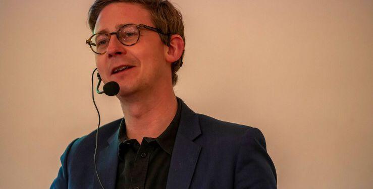 Tidligere skatteminister Karsten Lauritzen (V). Foto: Jens Kranen Photography.