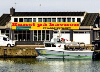 Sommerens succes med Kunst på havnen følges op i efterårsferien...