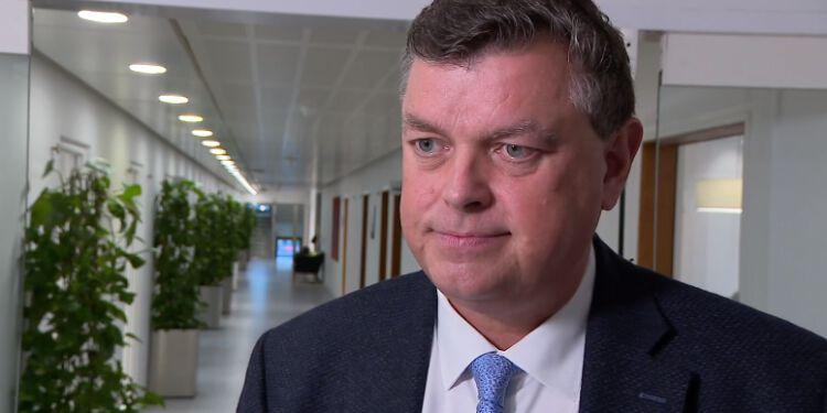 Fødevareminister Mogens Jensen (S). Foto: TV2 Nord.