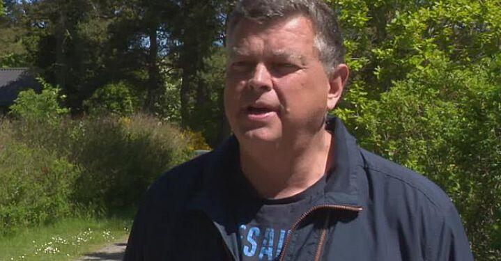 Minister Mogens Jensen. Foto: TV2 Nord.