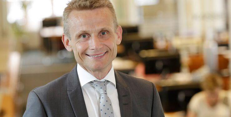 Claus Andersen fra Nordjyske Bank. Foto: Arkiv.