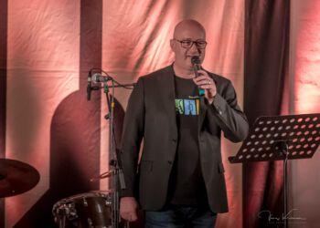 Musiker og formand Niels Ole Sørensen fra Tversted Jazzy Days. Foto (arkiv): Jens Kranen.