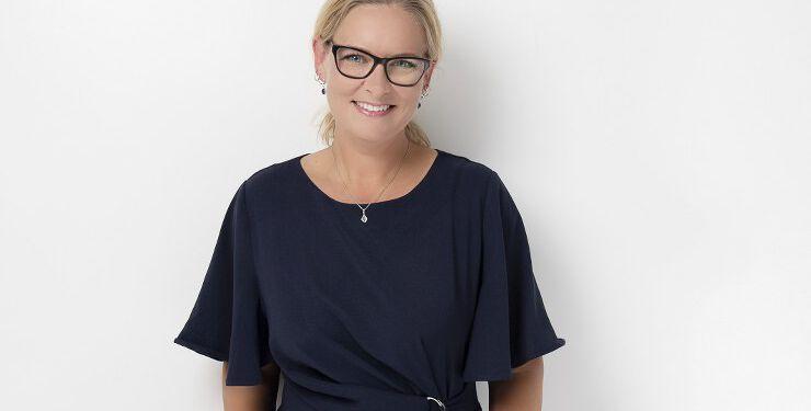Rikke Ella Andrup er indehaver af og CEO hos de lokale forlag Nelumbo og Petunia.