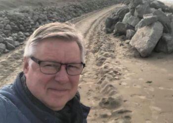 Venstres udvalgsformand for Teknik & Miljø, Søren Smalbro. Foto: Privat.