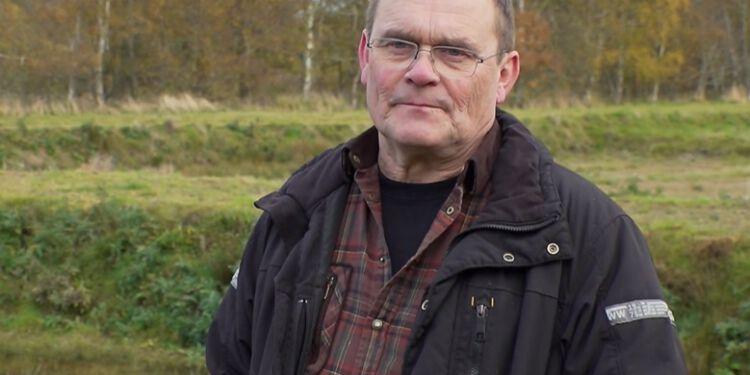 Thomas Skoven fra Asdal. Foto: Mick Knive Andersen.