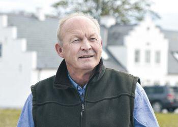 Flemming Fuglede Jørgensen fra Bæredygtigt Landbrug.