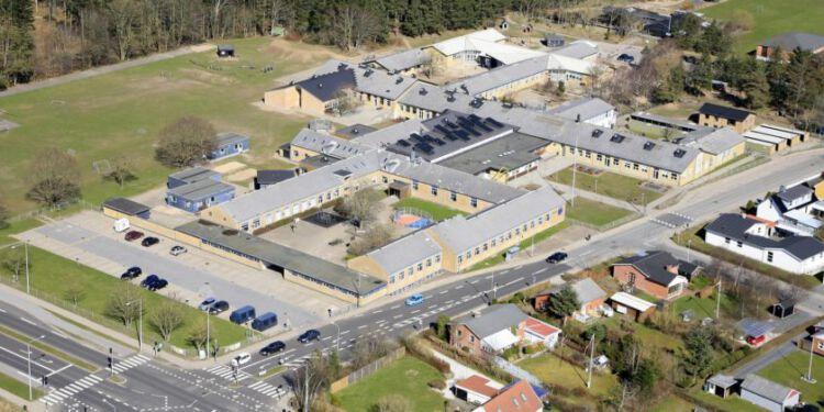 Bagterpskolen er en del af Hjørring Sydøstskole. Foto: Hans Hunderup.