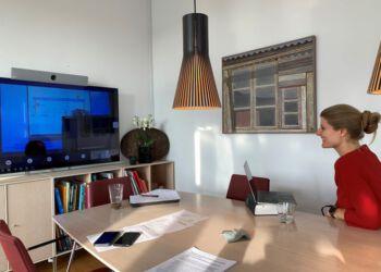 Uddannelses- og forskningsminister Ane Halsboe-Jørgensen.