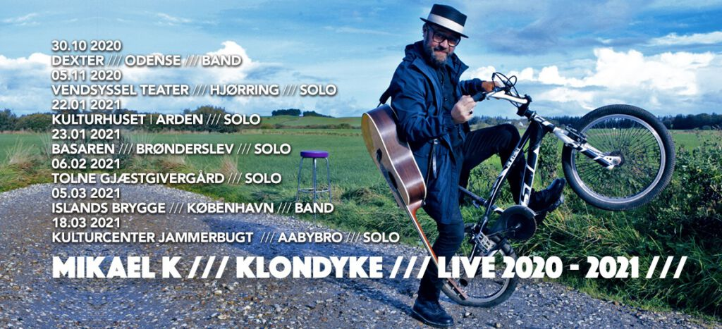 Mikael K on the road 2