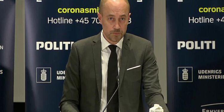 Sundhedsminister Magnus Heunicke (S). Foto (arkiv): TV2/TV2 Nord.