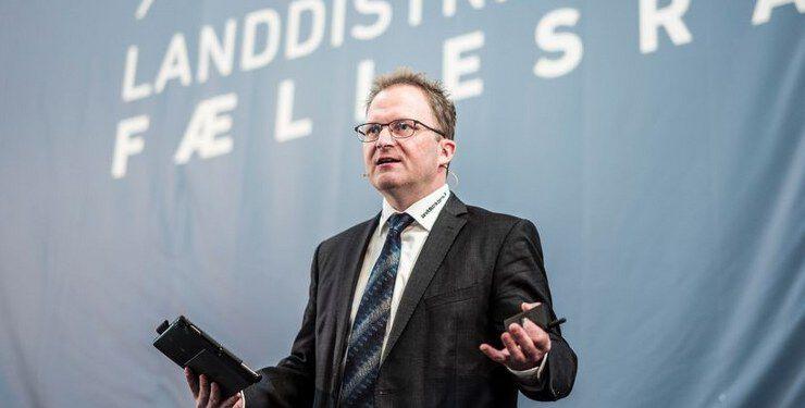 Steffen Damsgaard er formand for Landdistrikternes Fællesråd.