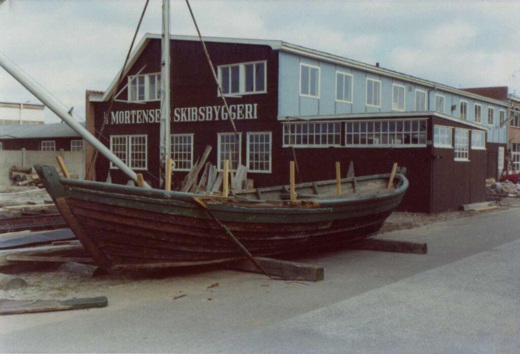 Tversted Bjaergelaug Skibsvaerft 2